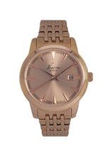 Load image into Gallery viewer, RIVERA 29MM QUARTZ ROSE GOLD WATCH