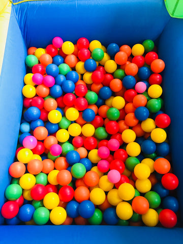 The Ball Pit at JIllian's Drawers Playspace