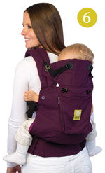Lillebaby Complete Baby Carrier - Back Position