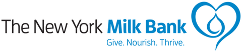 New York Milk Bank logo