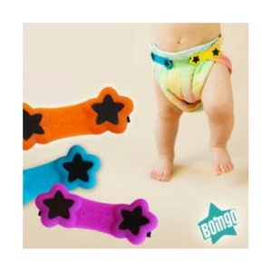 Boingo Diaper Fastener - replaces pins for cloth diapers