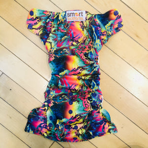Smart Bottoms Smart One 3.1, Psychedelic, Gently Used