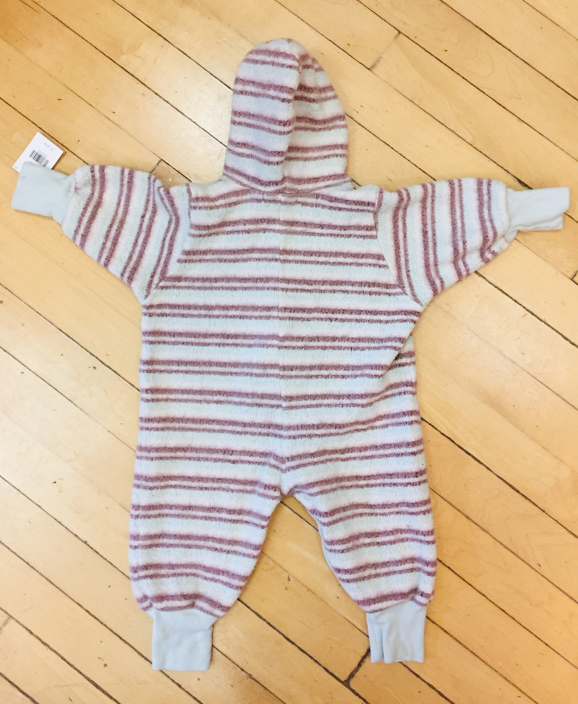 Under The Nile Organic Cotton Bunting, Size 3-6 Months, Gently Used
