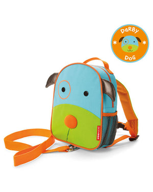 Zoo Harness Backpack from Skip Hop, removable leash and toddler backpack