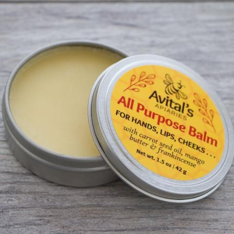 All Purpose Balm by Avital's Apiary