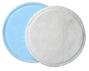 Bamboobies Nursing Pads, mixed pack of overnight and regular, made in the USA