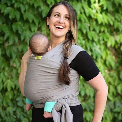 5fd14c93043 Boba Wrap - Stretchy Baby Carrier Wrap - Jillian s Drawers