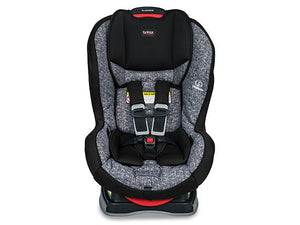 Britax Essentials Allegiance Convertible Car Seat, azul solid color bright blue