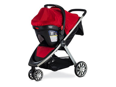 Britax Travel System B Safe 35 Infant Car Seat With B Lively