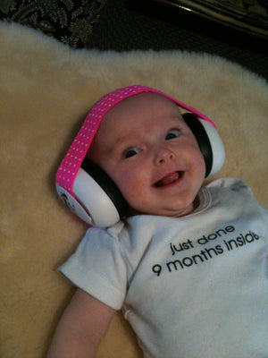 Ems 4 Bubs Baby Noise Protection Earmuffs For 0 18 Months