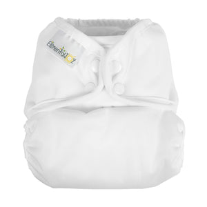 Elemental Joy pocket diapers are made in the USA