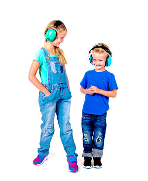 blue em's kids noise protection earmuffs for 6 months and older