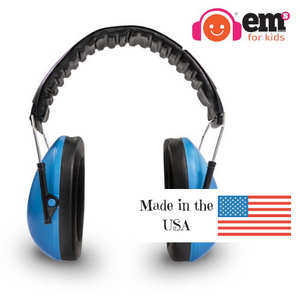EM's 4 Kids Noise Protection Earmuffs