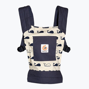 ergo baby doll carrier for baby dolls and stuffed toys, in Hello Kitty print Playtime