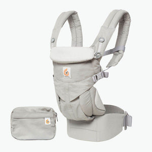 ergobaby omni 360 baby carrier in khaki green