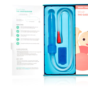 Fridababy baby basics kit packaging