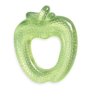 apple, grape,strawberry,pumpkin,squash, and broccoli green sprout cooling teethers
