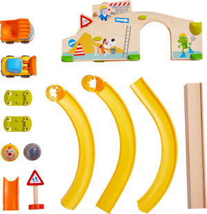 HABA Kullerbü Construction Site Set assembled option