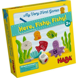 game box for My Very First Games - Here, Fishy, Fishy Game