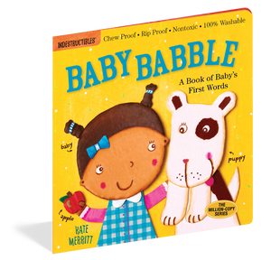 indestructibles Mama and Baby book is about mothers and babies of different species