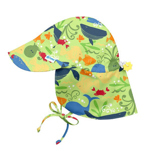 i play® sun flap hat with UPF50+ in gray