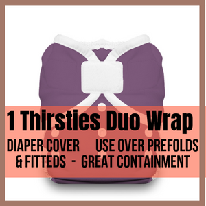 Jillian's Drawers Newborn Cloth Diaper Trial - recommended by Parenting Magazine
