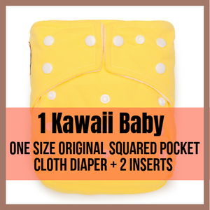 Jillian's Drawers Cloth Diaper Trial - Try Assorted Diapers for 21 days