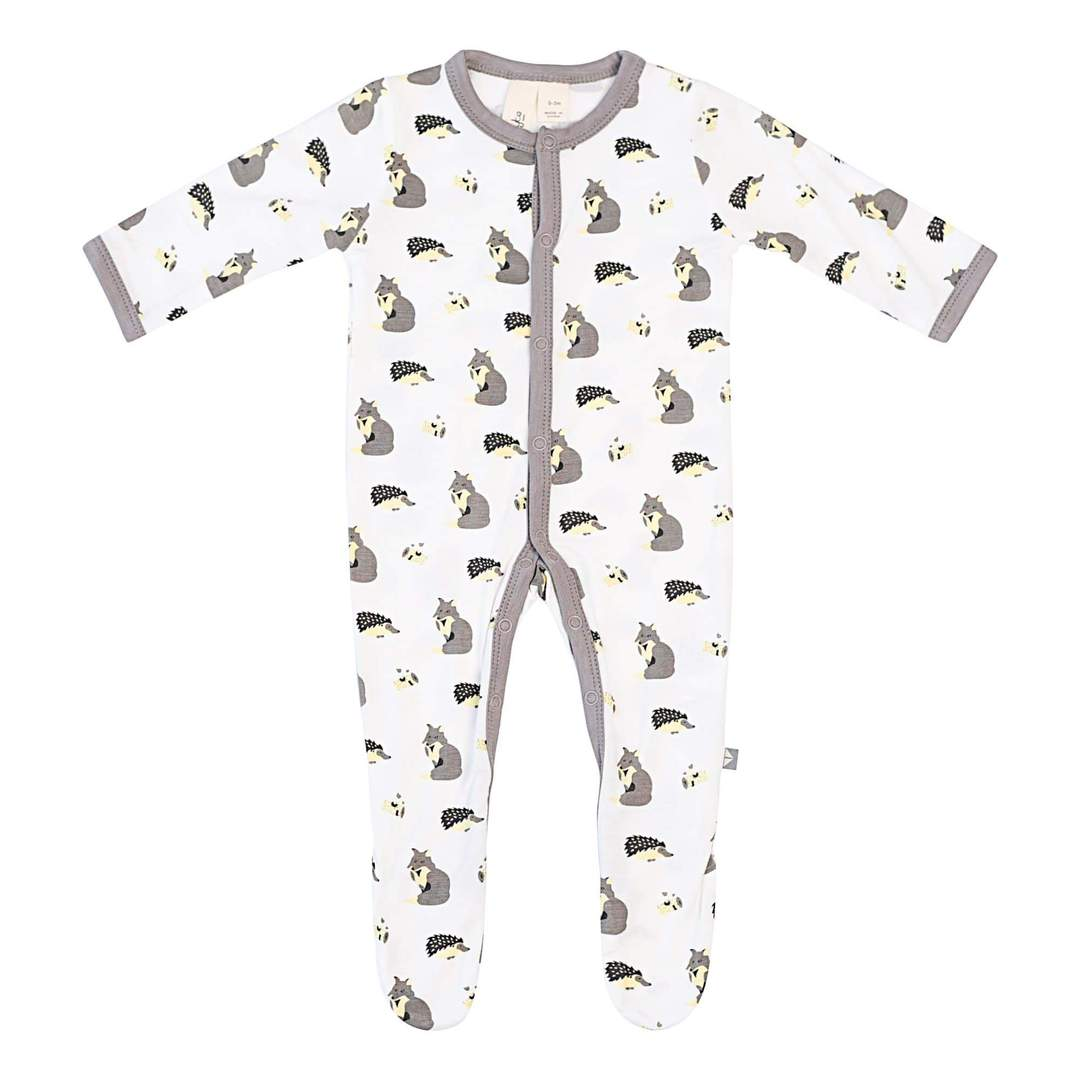 Kyte Infant Sleeper Woodland 0-3M