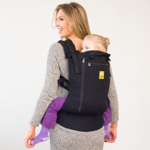lillebaby carryon toddler airflow carrier in black
