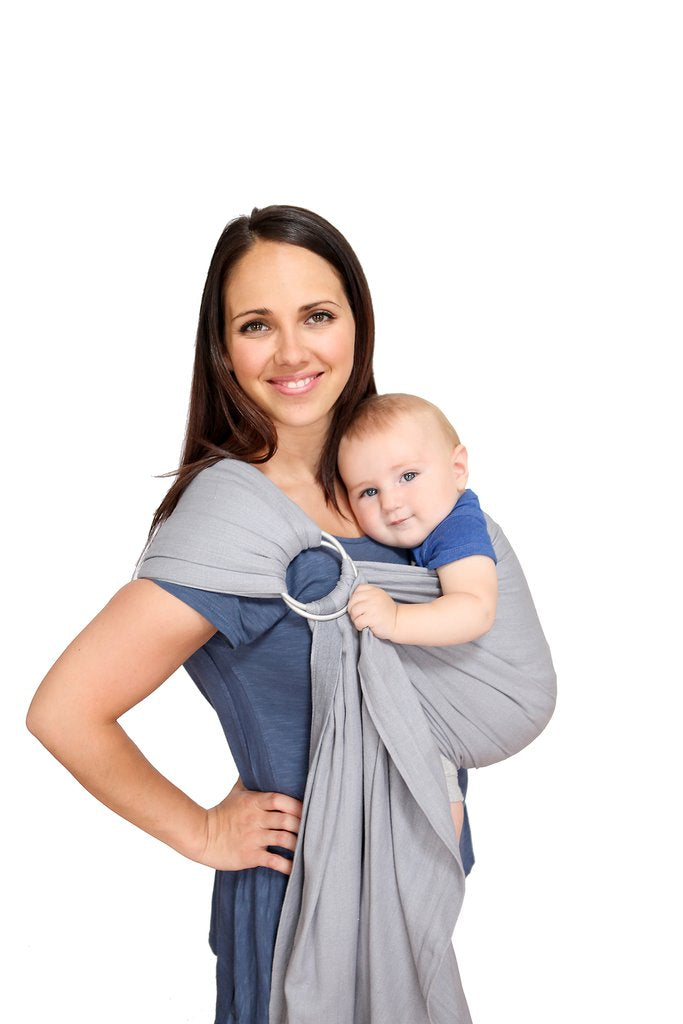 2424eecffe7 Maya Wrap Lightly Padded Ring Sling - Jillian s Drawers