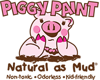 green papaya party scented piggy paint is .5 fluid ounces