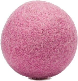 Wool Dryer Balls for shortening drying time and reducing static cling