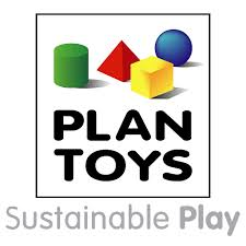 "Plan toys van walker in blue measures 8"" x 12"" x 18"""