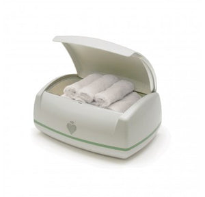Prince Lionheart Warmies Wipes Warmer with the lid closed