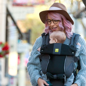 Lillebaby PURSUIT All Seasons 6-in-1 Carrier