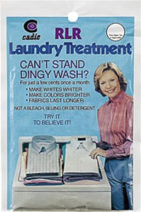 RLR Laundry Treatment Packet - Remove Residue and Mineral deposit on fabrics