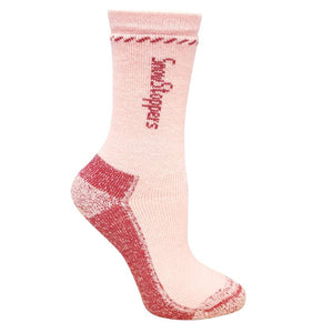 snow stoppers alpaca wool socks are available in 4 sizes and a variety of color choices