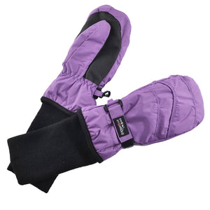 Stay-On mittens in all the color combinations
