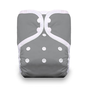 Thirsties Natural Pocket Diapers are made in the USA