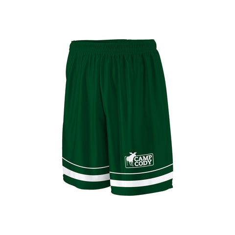 Green Player Shorts
