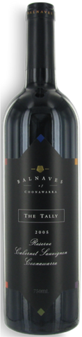 Balnaves The Tally Reserve Cabernet Sauvignon 2005