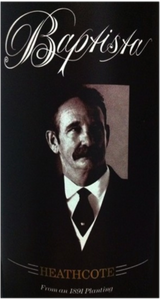 David Traeger 'Baptista Wines' Shiraz 1999 (1.5L)