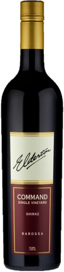 Elderton Command Single Vineyard Shiraz 2006