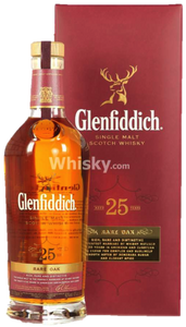 Glenfiddich 25 Year Old - Rare Oak