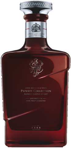 John Walker & Sons Private Collection 2016