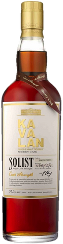 Kavalan Solist Sherry Single Cask Strength
