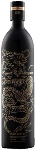 Royal Dragon Superior Vodka 'Elite'
