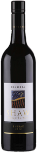 Shaw Vineyard Estate Winemakers Selection Shiraz 2013