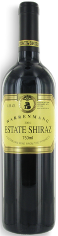 Warrenmang Estate Shiraz 2004