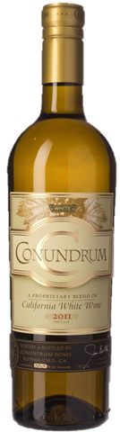 Conundrum Wines The Original California White Blend 2012